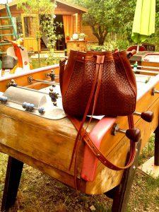 Kaboom Maroquinerie - Sac en cuir